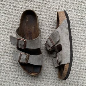Birkenstock Arizona Soft Footbed Sandals Size 38